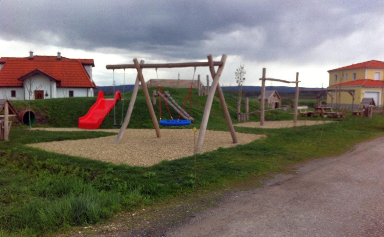 Robinie Spielplatz ROBIN